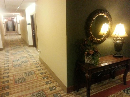 "Hampton Inn & Suites Youngstown - Canfield: A great example of the ""homey"" feel this place has"