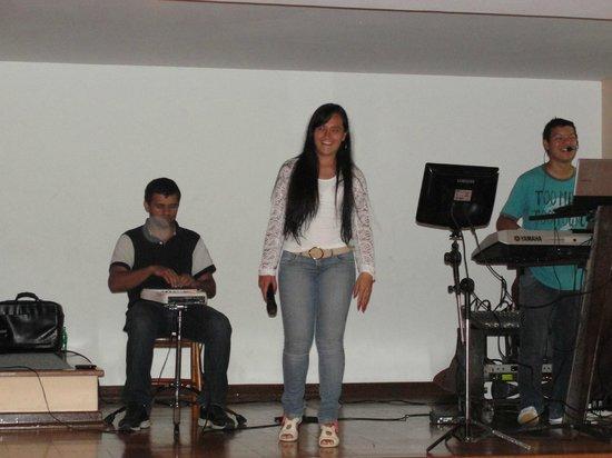 Hotel Sesc Nogueira: Uma banda maravilhosa
