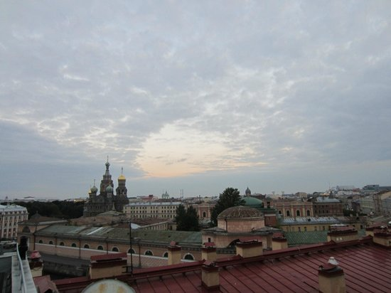 3MostA Boutique Hotel : View from rooftop