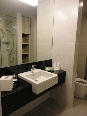 Sunway Hotel Georgetown Penang: Toilet