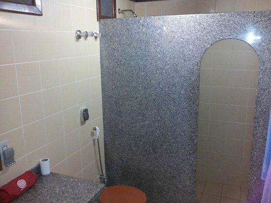 Hotel Praia do Muta: Banheiro