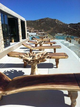 Royal Myconian Resort & Thalasso Spa Center: Utopía