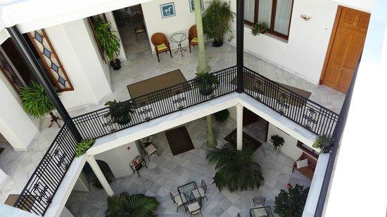 Casa Grande: le patio