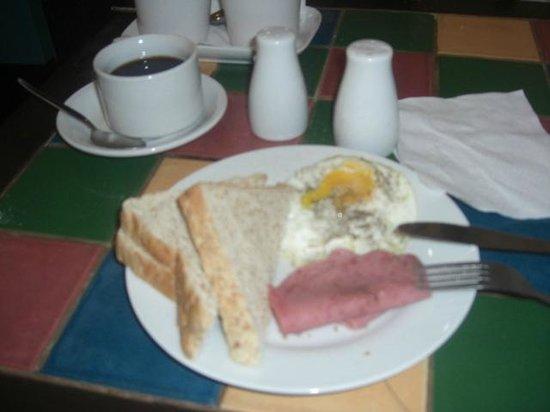 Fersal Hotel Annapolis - Cubao: breakfast