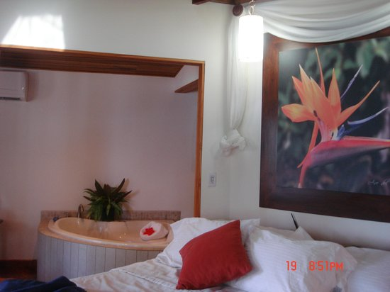 Tango Mar Beachfront Boutique Hotel & Villas: View from Private Balcony - Tiki Suite