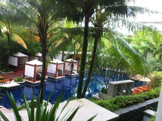 The Chava Resort: pool side