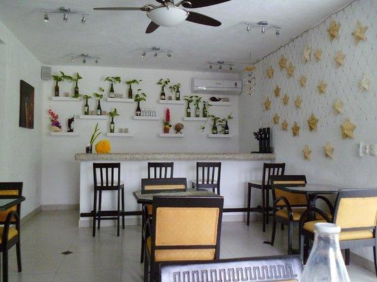 Hotel del Sol: Vista del comedor