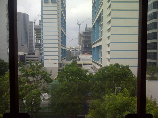 Grand Pacific Hotel: The view from my room