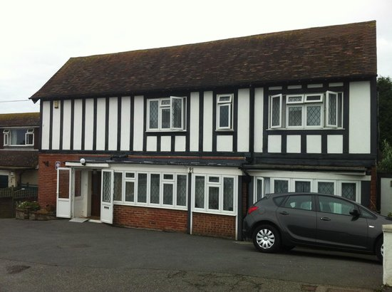 Bexhill Bed and Breakfast: Bexhill Bed & Breakfast - Glyne Ascent