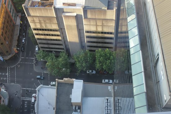 Fraser Suites Sydney: view