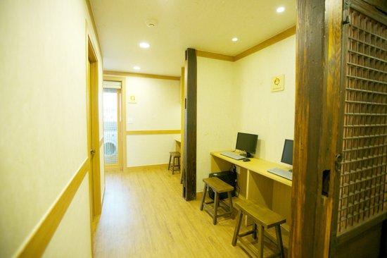 B Guest House: Korean modern interior