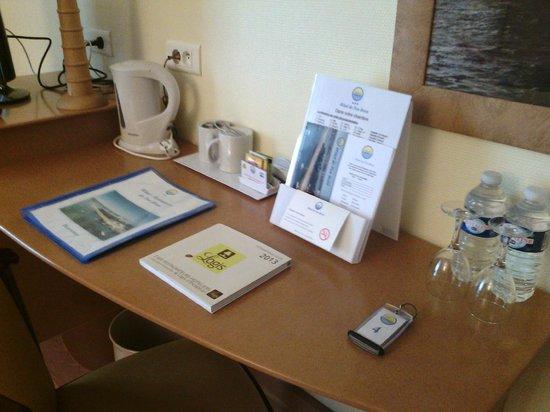 Hotel de Pen Bron : Chambre 4