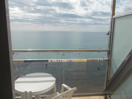 Hotel La Cala: Waking up to the sea views was beautiful