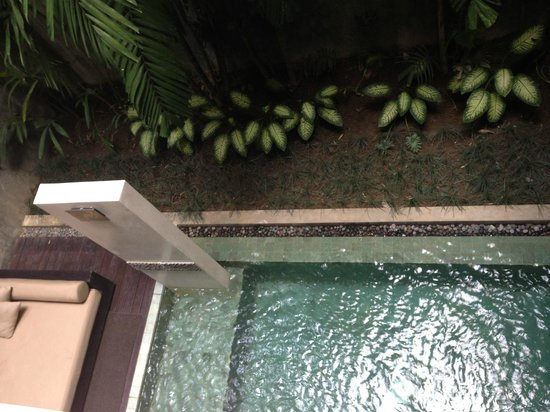 Taum Resort Bali: Private Pool on Level 1