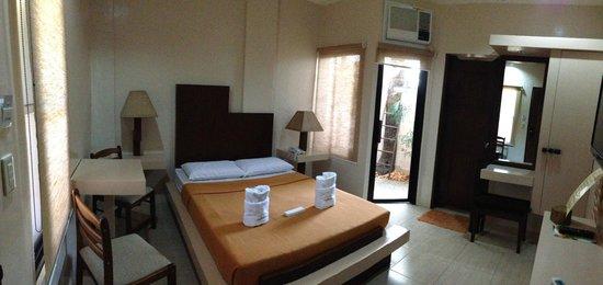 Hotel Joselina: The well-designed room