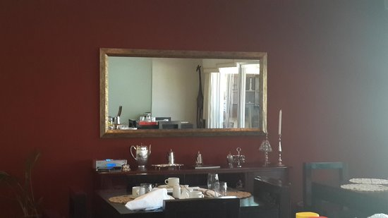 Villa Moringa Guesthouse: Dining area