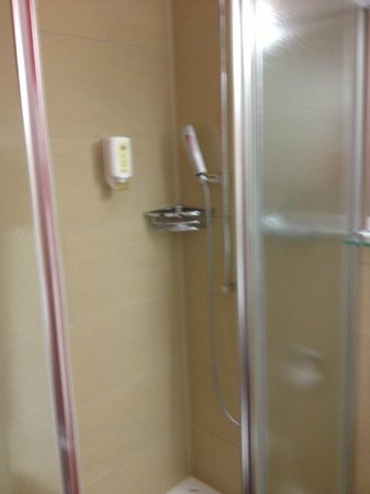 BEST WESTERN Hotel Spirgarten: Shower