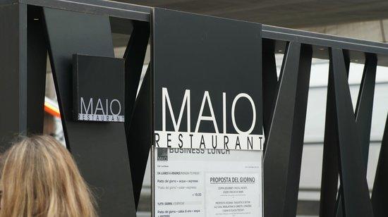 Maio Restaurant : maio