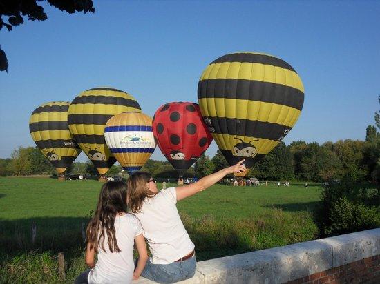 montgolfiere onzain