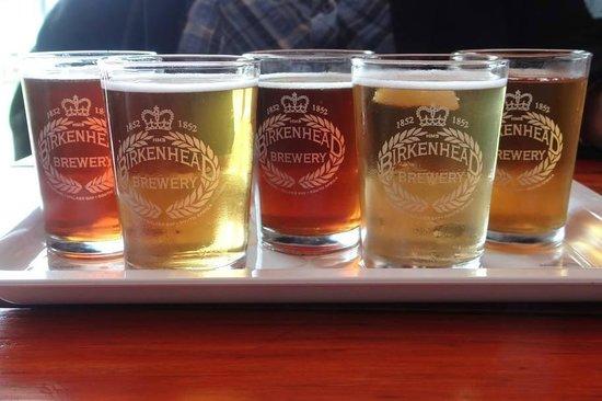 Walkerbay Estate and Birkenhead Brewery: Beer tasting for R60