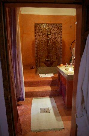 Riad El Zohar : Salle de bain DRAA