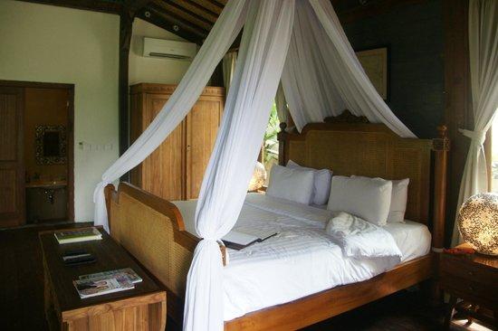 Plataran Borobudur Resort & Spa: The room