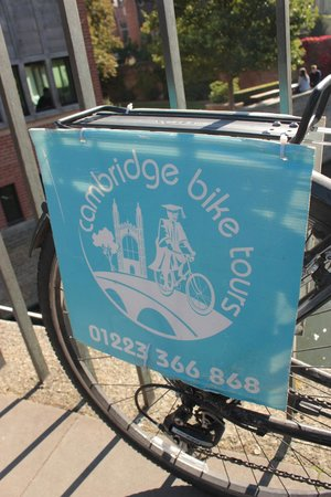 Cambridge Bike Tours: 1