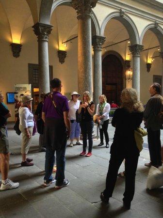 Freya's Florence Tours: Fabulous!