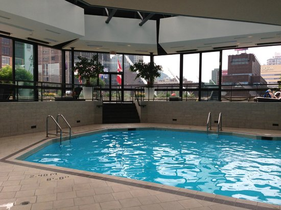 Hyatt Regency Montreal: Pool