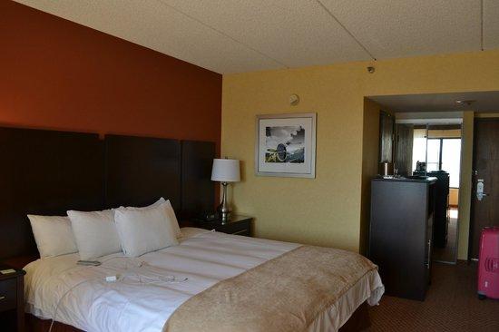 Radisson Hotel Santa Maria : Our room