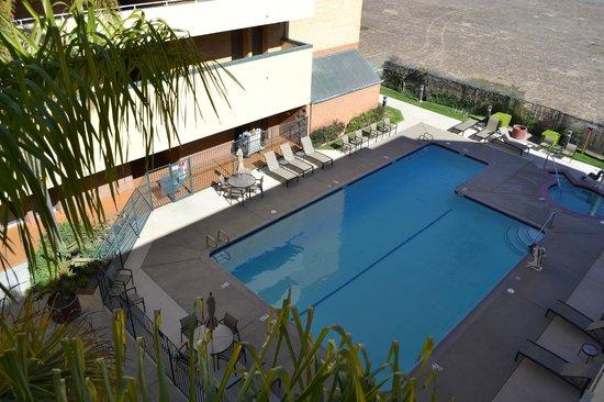 Radisson Hotel Santa Maria: The pool