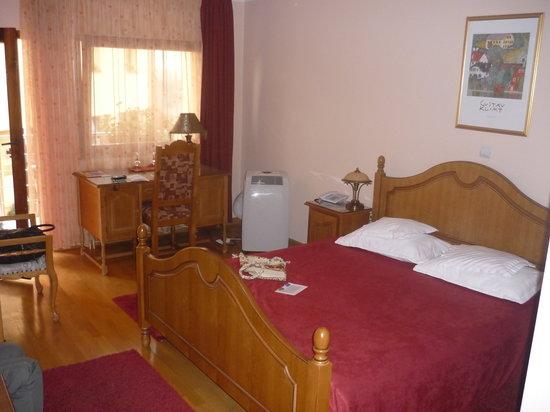 Korona Hotel: Room