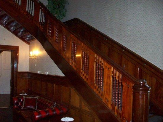 Trudvang Gjestegaard: 2 Stigenhaus