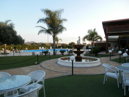 Villa Alisia: Hotelanlage