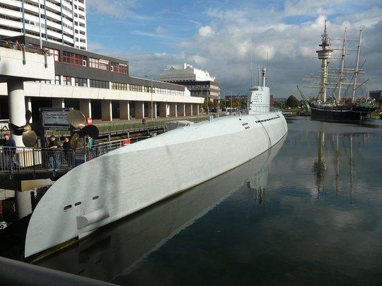 U-Boot Wilhelm Bauer: Wilhelm Bauer U Boat