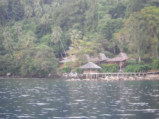 Minahasa Lagoon Dive & Tours Club: Hill Cottages