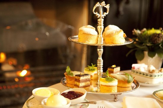Longueville Manor : Afternoon Tea