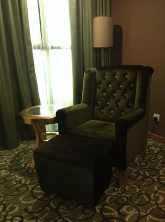 Hotel Aifa Labuan: Hotel Treadmark Furniture
