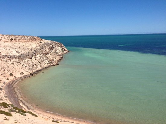 Heritage Resort Shark Bay: Eagle Bluff