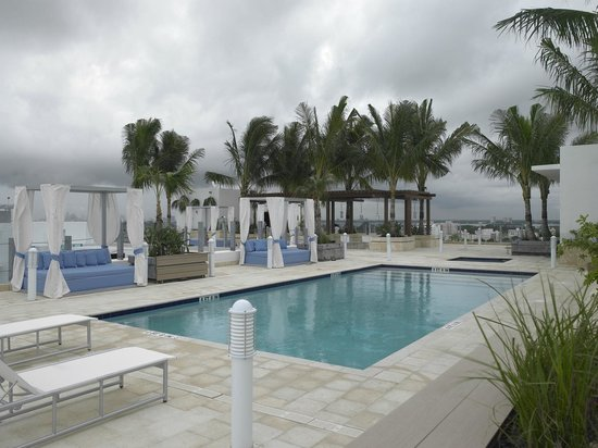 Grand Beach Hotel Surfside Rooftop Sky Pool