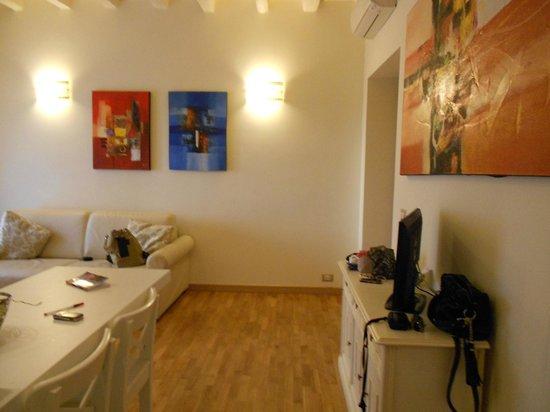 Al Centro Storico Roma Suite: Sala