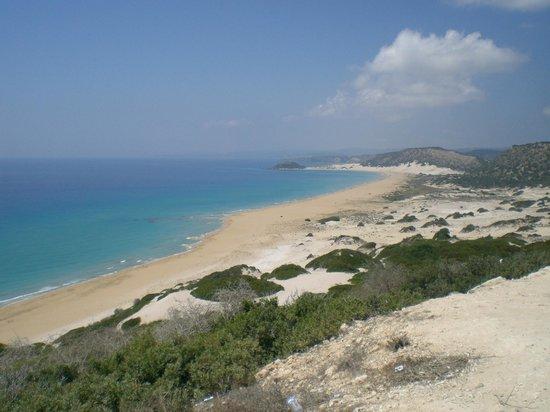 Karpas Peninsula: Golden Beach