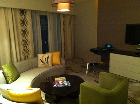 Hilton Capital Grand Abu Dhabi: Superb !