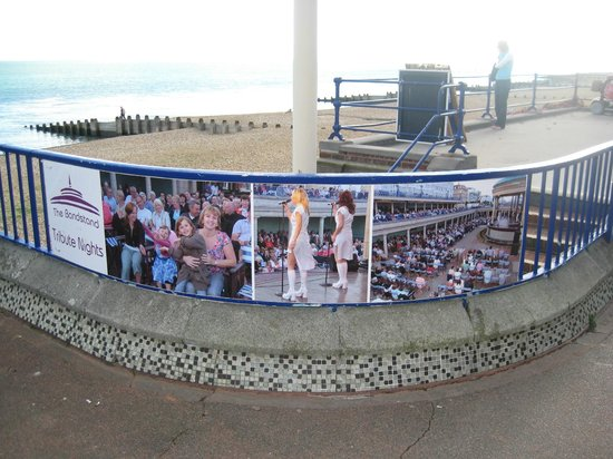 Eastbourne Bandstand: Tribute Nights
