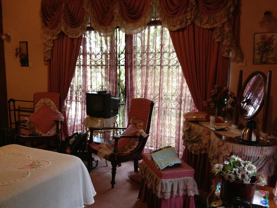 Garden Guest House: room