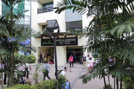 Cempaka Apartment Hotel: MH Hotel & Residences Kuala Lumpur