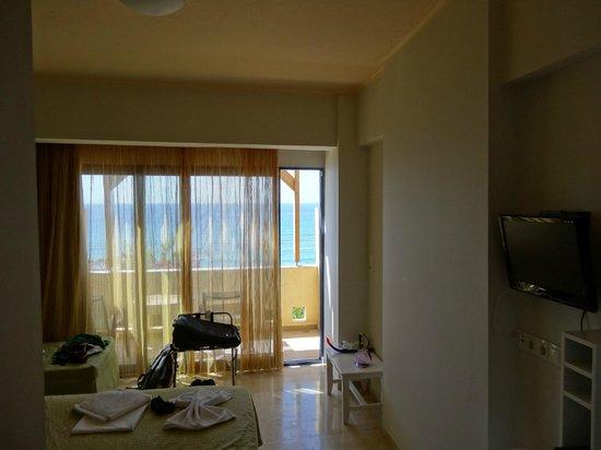 Horizon Beach Hotel : Zimmer 106
