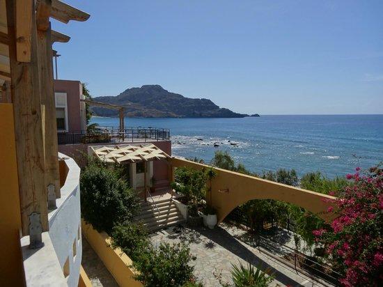 Horizon Beach Hotel : Aussicht