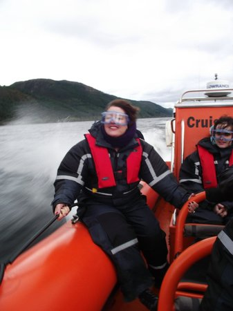 Cruise Loch Ness: The Rib Experience