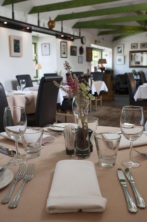The Roost Restaurant: Inside Restaurant
